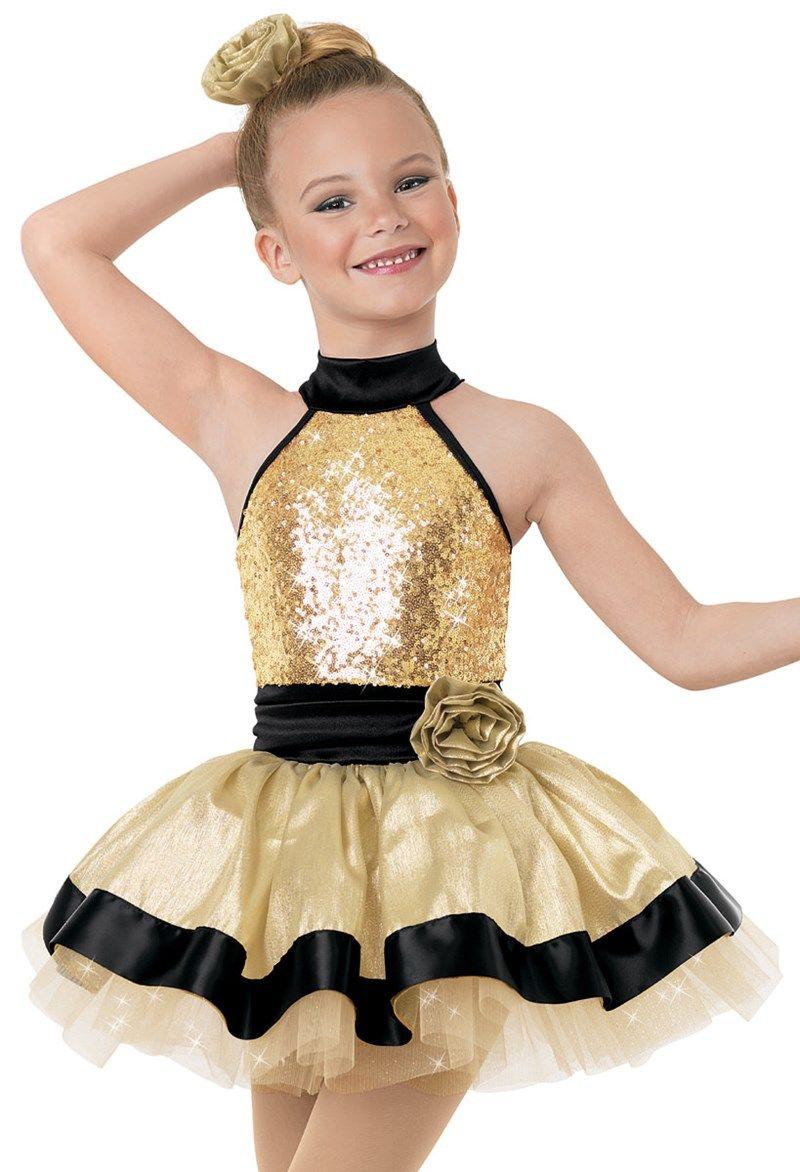 Vestido de bast n balett disfraces traje de baile - Disfraces navidenos para ninas ...