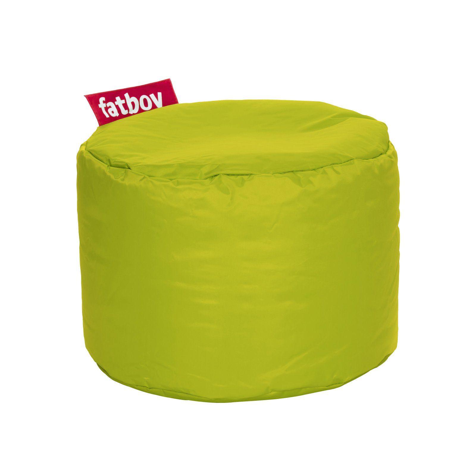 Fatboy Point Small Bean Bag Chair Lime Green