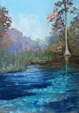 The Tuck Oil On Wood 7 X 5 Copyright 2013 Tim Malles 448x640 Jpg 336 480 Landscape Paintings