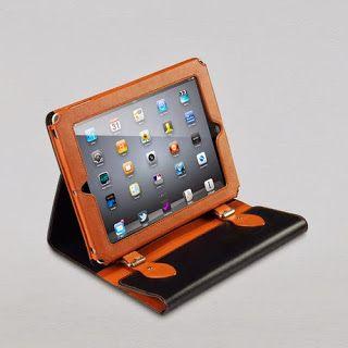 """""""Varsity"""" iPad cover"""