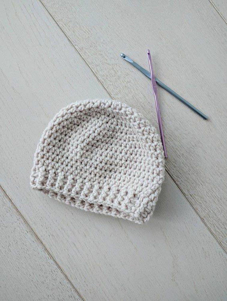 Perfect Simple Beanie   Crochet   Pinterest   Gorros