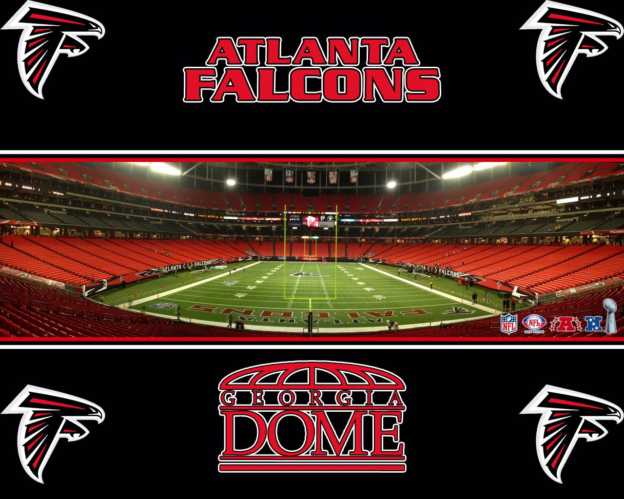 Atlanta Falcons Season Tickets Endzone Club Level Atlanta Falcons Atlanta Falcons Football Atlanta Falcons Fans