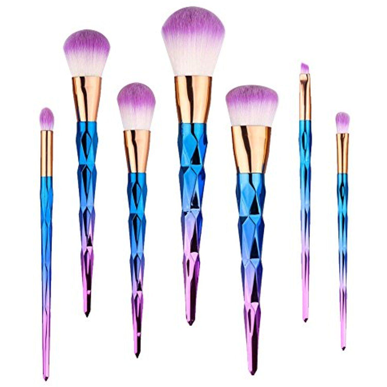 TASIPA Makeup Brushes Premium Cosmetic Makeup Brush Set