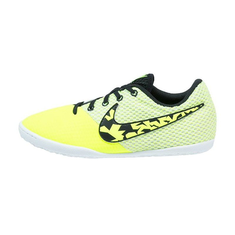 factory authentic dff8e 18f31 Nike Elastico Pro III IC Mens Indoor Soccer Shoes - Volt Black White