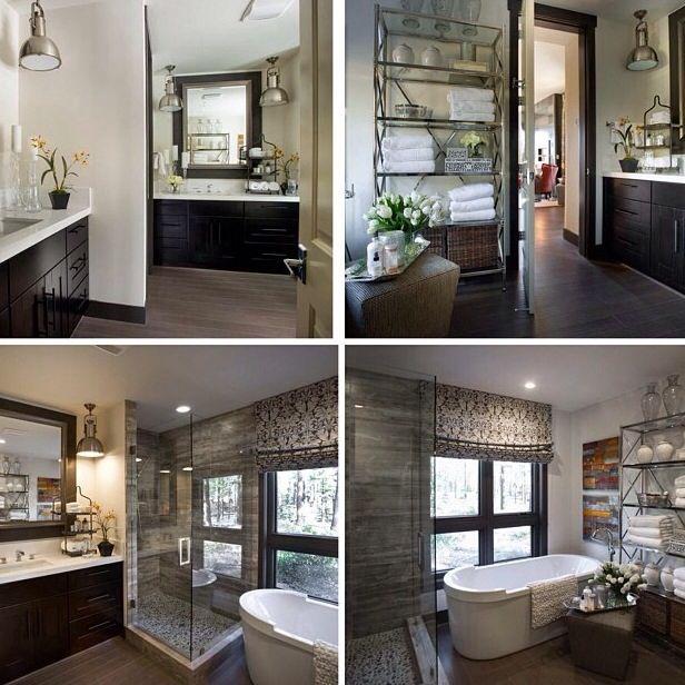2014 HGTV Dream House Master Bathroom