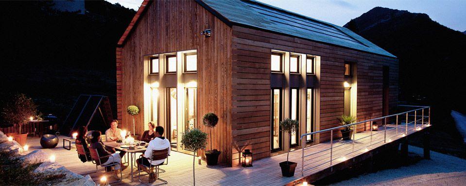 homelibfr maison en bois bbc en autoconstruction - Maison En Bois Autoconstruction