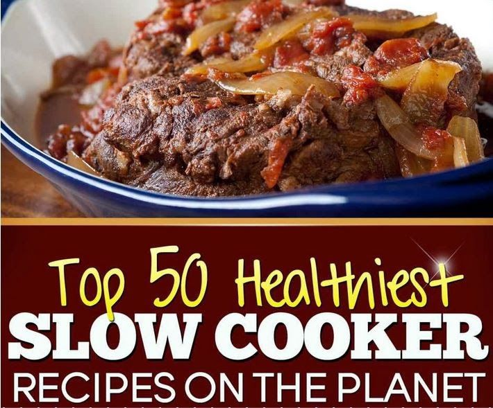 Frugal Mom and Wife: FREE 50 Simple and Healthy Recipes for Slow Cooked Meals eBook!