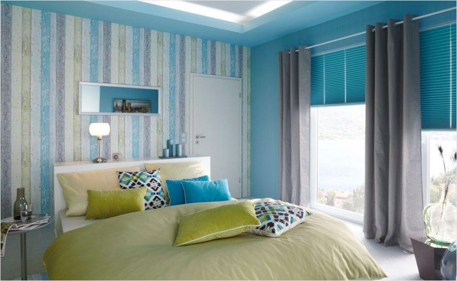 Sehr Schöne Tapeten Fürs Schlafzimmer Bei HORNBACH Modelle.  WallsArchitectureProductsDeko