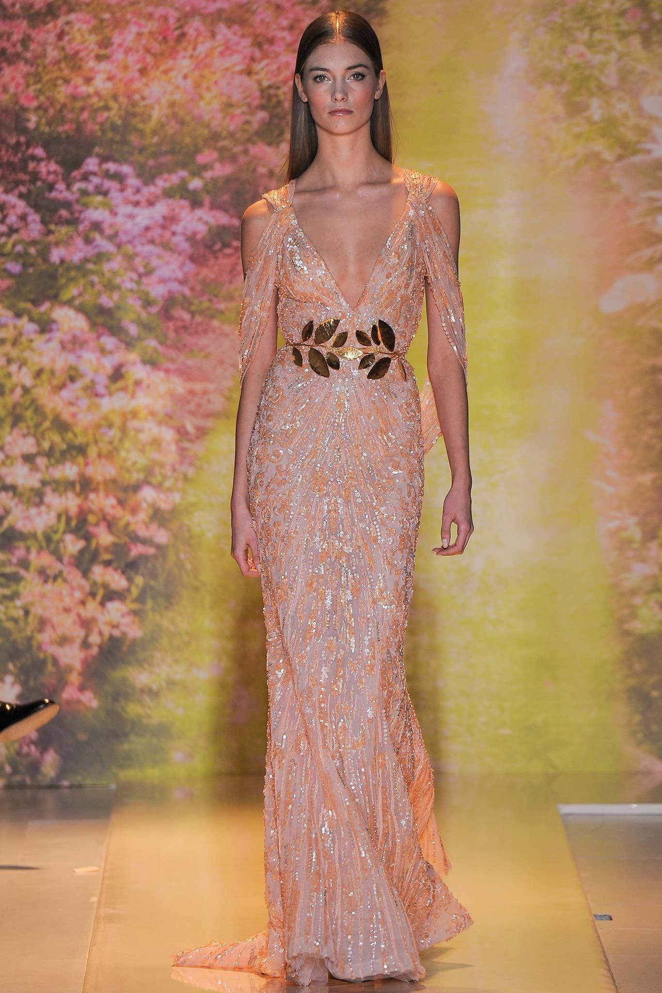 Zuhair Murad Spring 2014 Couture Fashion Show