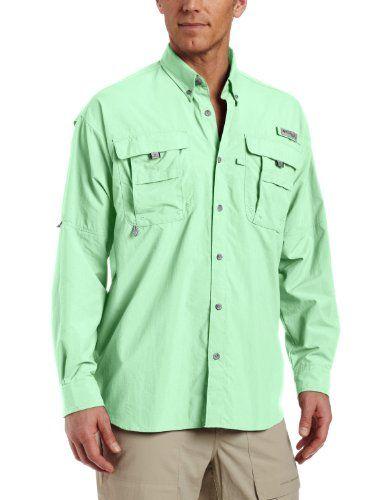 c98425526f9 Columbia Men's Bahama II Long Sleeve Shirt, Key West, Large | Gifts ...
