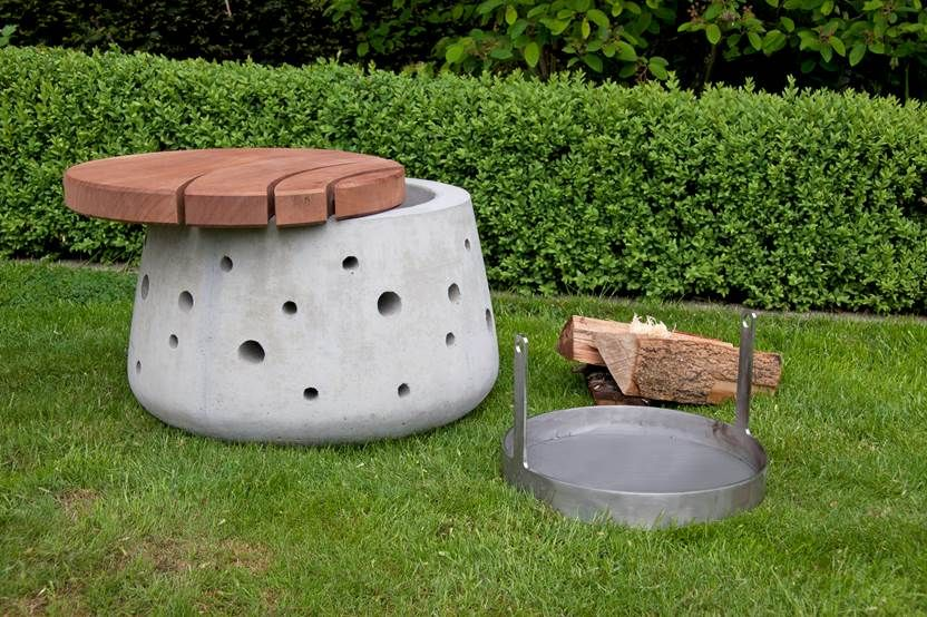 Feuerstelle Für Den Garten 832×554 Pixel