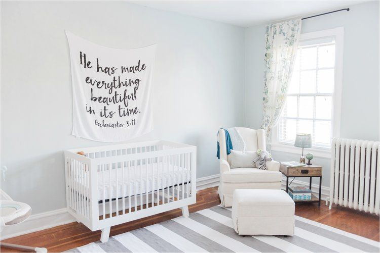 Blue Boy Nursery Valspar Woodlawn