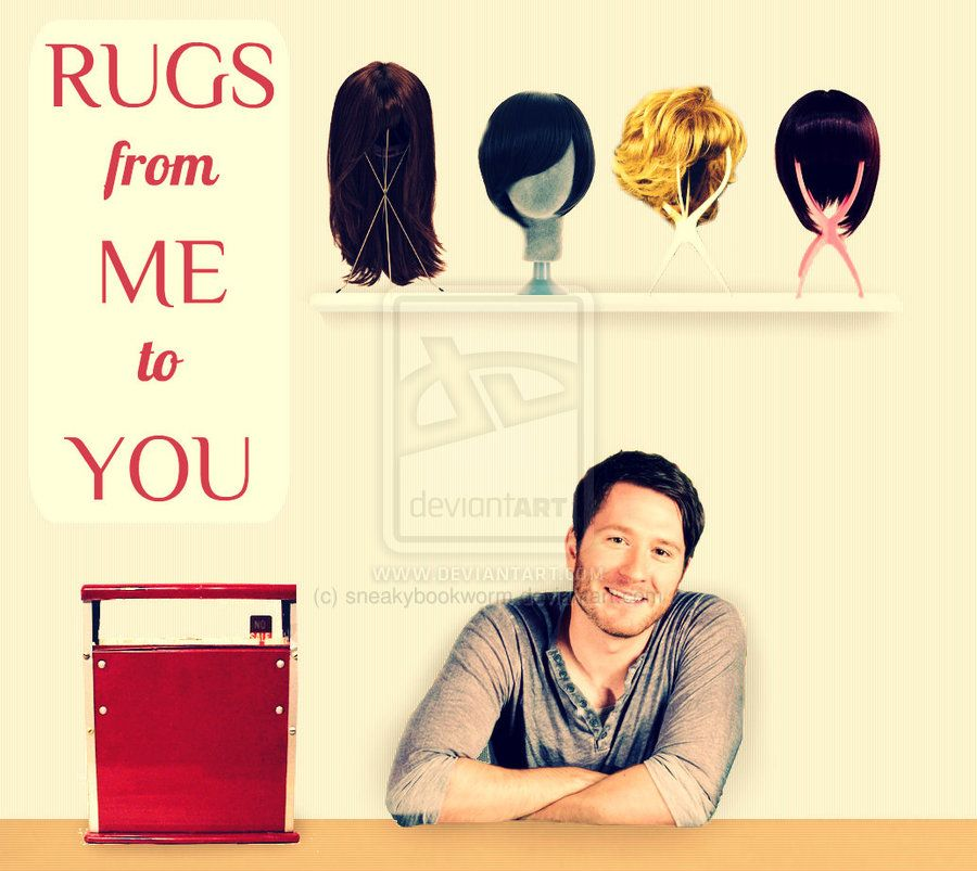 Rugs From Me To You By Sneakybookworm