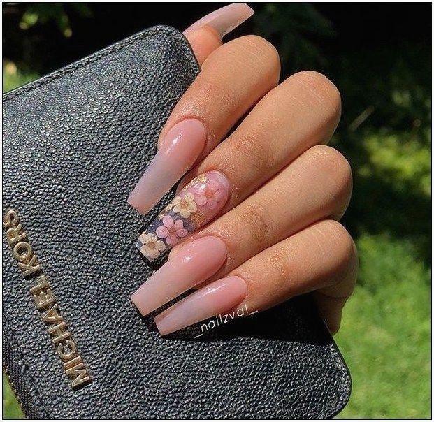 21 Acrylic Nail Designs Images