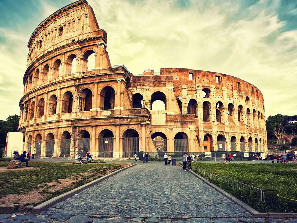 Image result for the colosseum rome