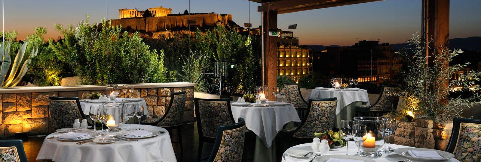 Athens hotel Royal Olympic | Luxury hotel Athens