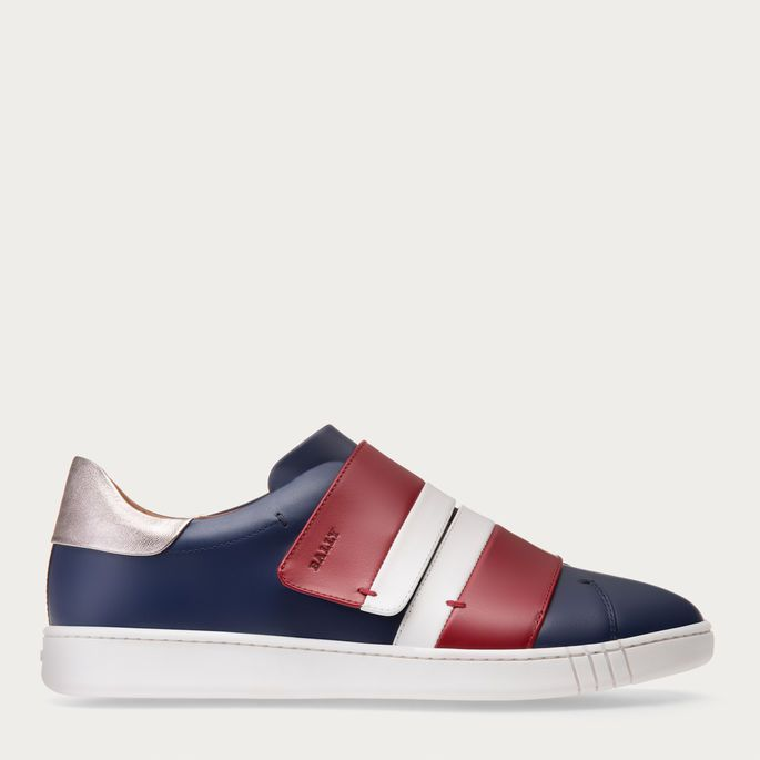 WILLET. Prominently featuring our iconic stripe motif, this calf leather sneaker is a fresh addition to your weekend. Shop the Willet sneaker from Bally US.