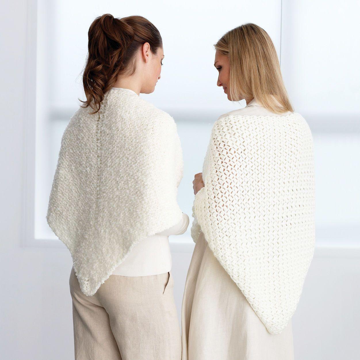 Bernat Crochet Prayer Shawl | Crochet | Pinterest