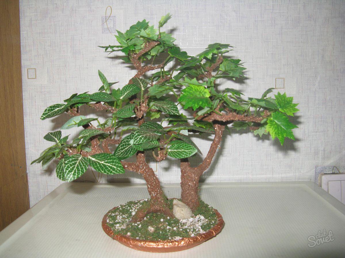 Японское дерево своими руками фото 51