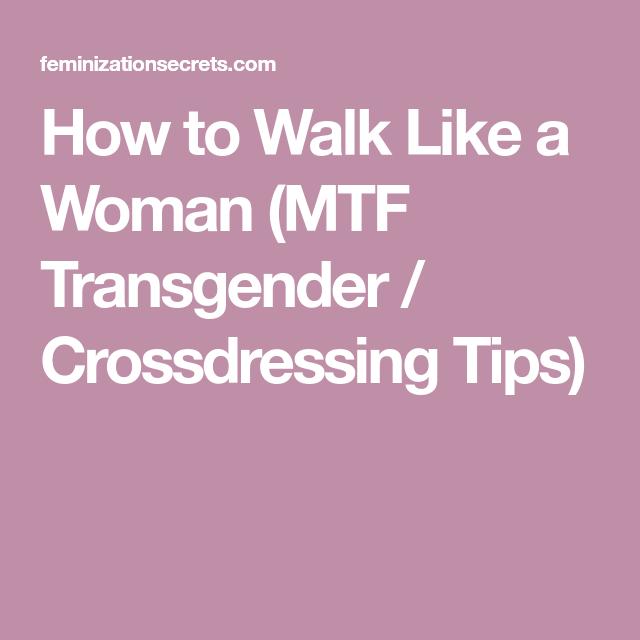 transgender walk