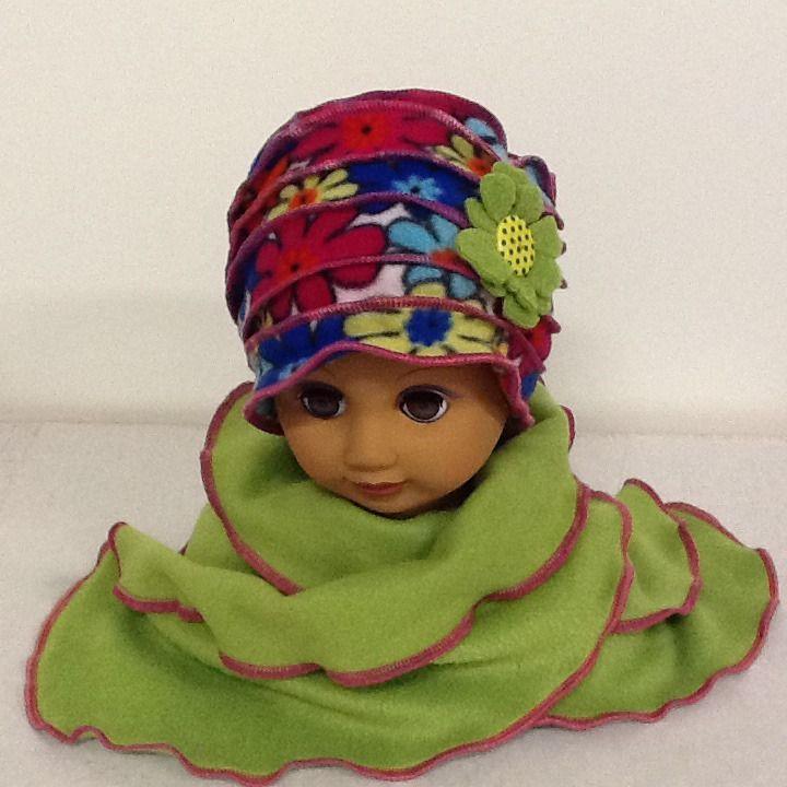 Bonnet bébé,mode bébé,echarpe polaire   Mode Bébé par creation-valerie- castets 486f7628717