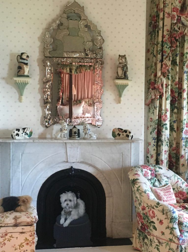 e0b1b1f3146 Insider Secrets From Patricia Altschul s Houseguest - The Glam Pad