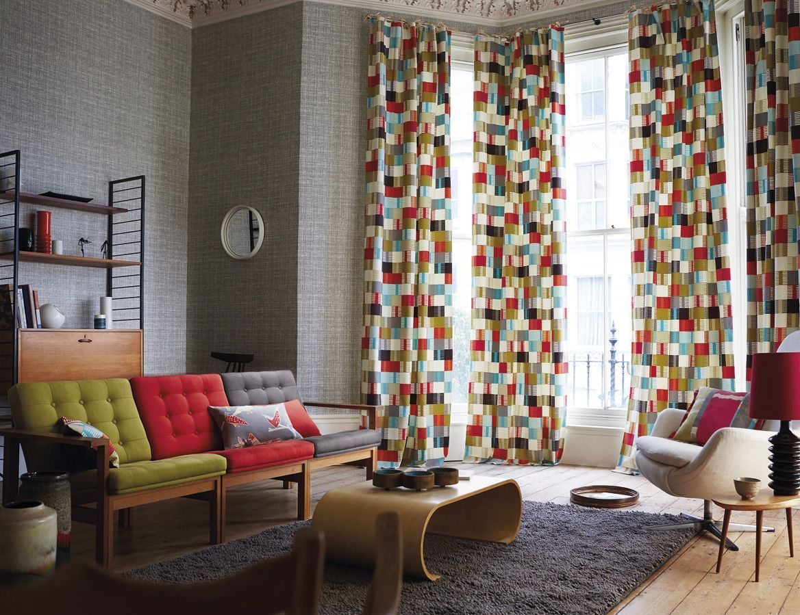 Wabi Sabi Collection by Scion. #interiordesign #scion #fabric #wabisabi # wallpaper #BambooVerticalBlinds #VerticalBlindsArchitecture