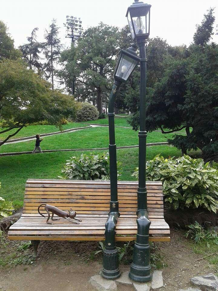 I Lampioni Innamorati Parco Del Valentino Torino Luoghi Torino Fotografia