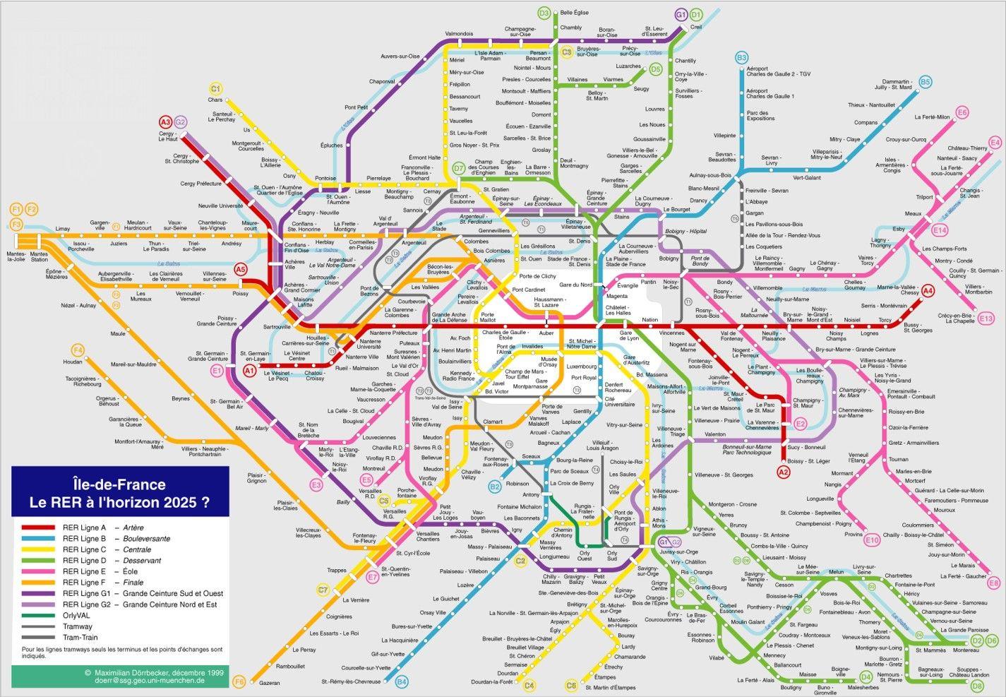10 Things Not To Do In Paris Paris Metro Map Metro Map Paris Map