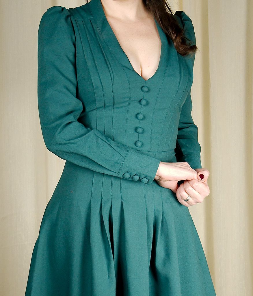 Collectif Alpine Jenny Dress