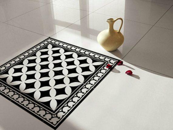 Traditional Tiles - Floor Tiles - Floor Vinyl - Tile Stickers - Tile ...