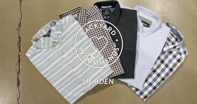 BACKYARD RECOMMENDS - HEMDEN