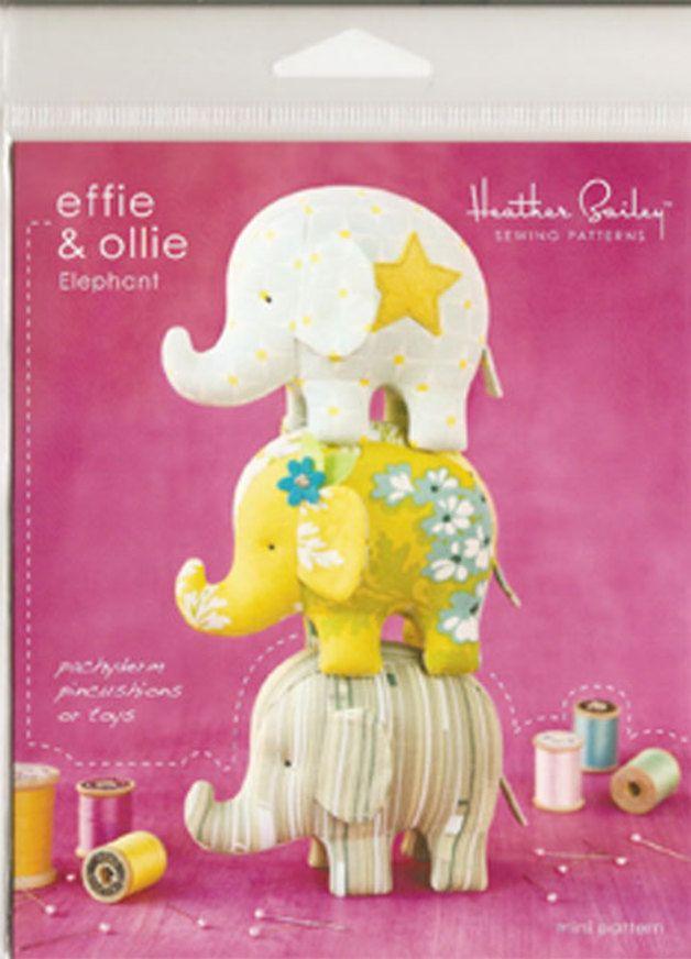 Elefant   Mama DIY   Pinterest   Elefanten, Stofftiere und Kuscheltiere