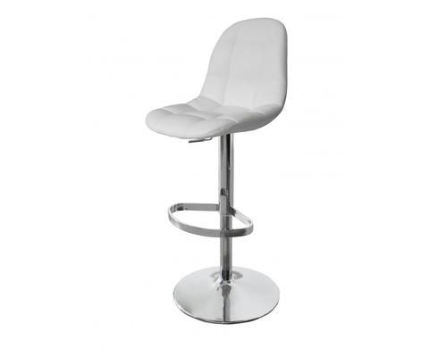 "BENJAMIN BAR STOOL SET OF 2 ""WHITE"""