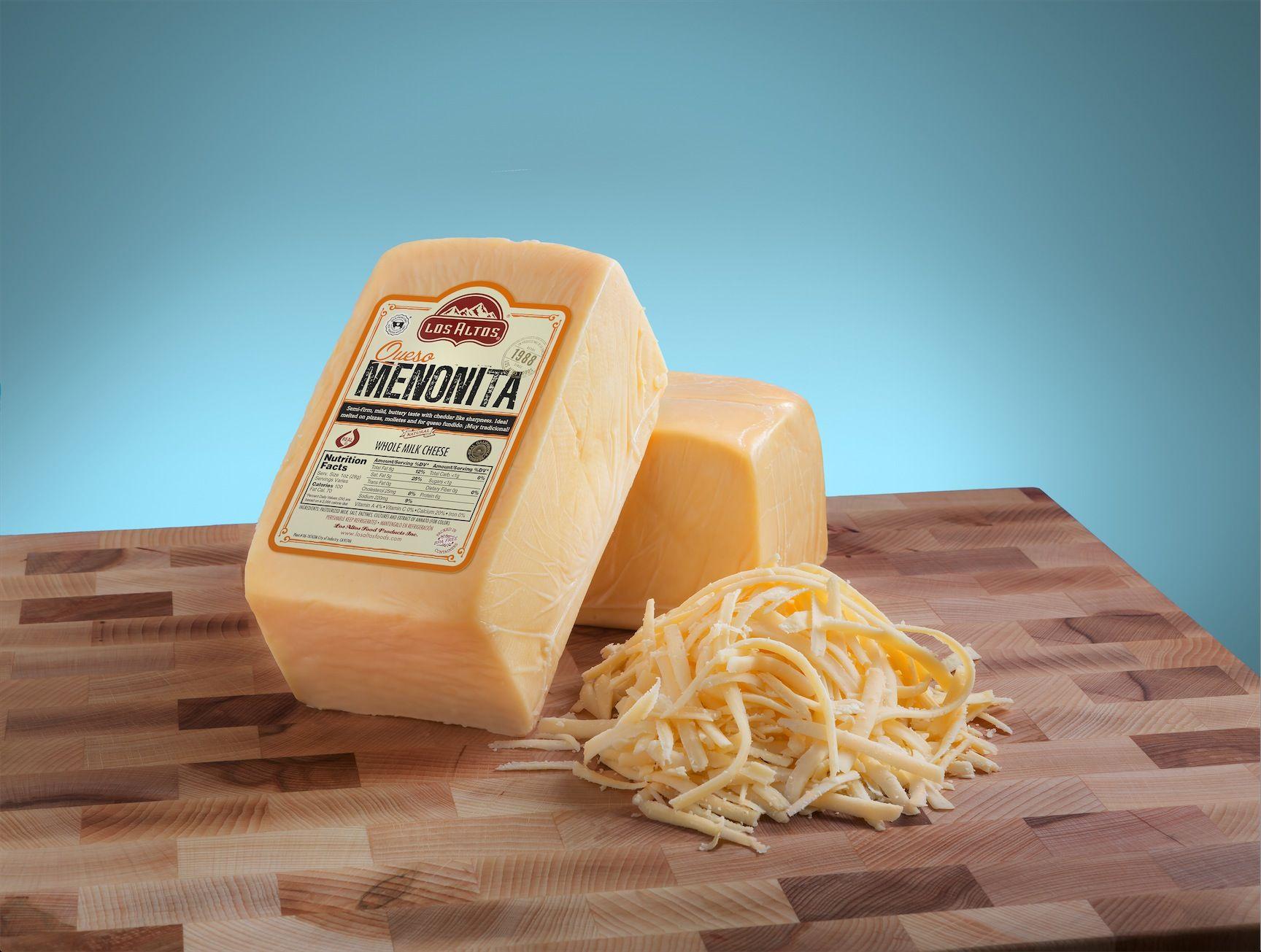 queso menonita, parte de la comida típica de Chihuahua