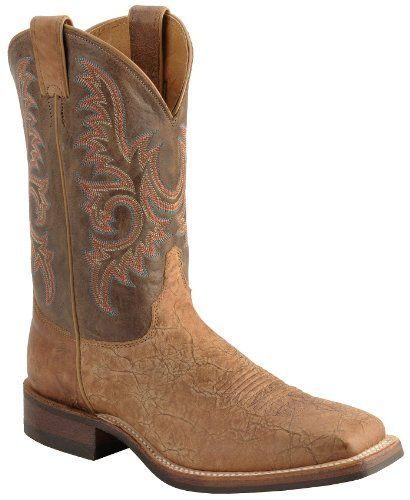 Justin Boots Mens Bent Rail Rubber Sole BootOld Map D US - Boot man us map