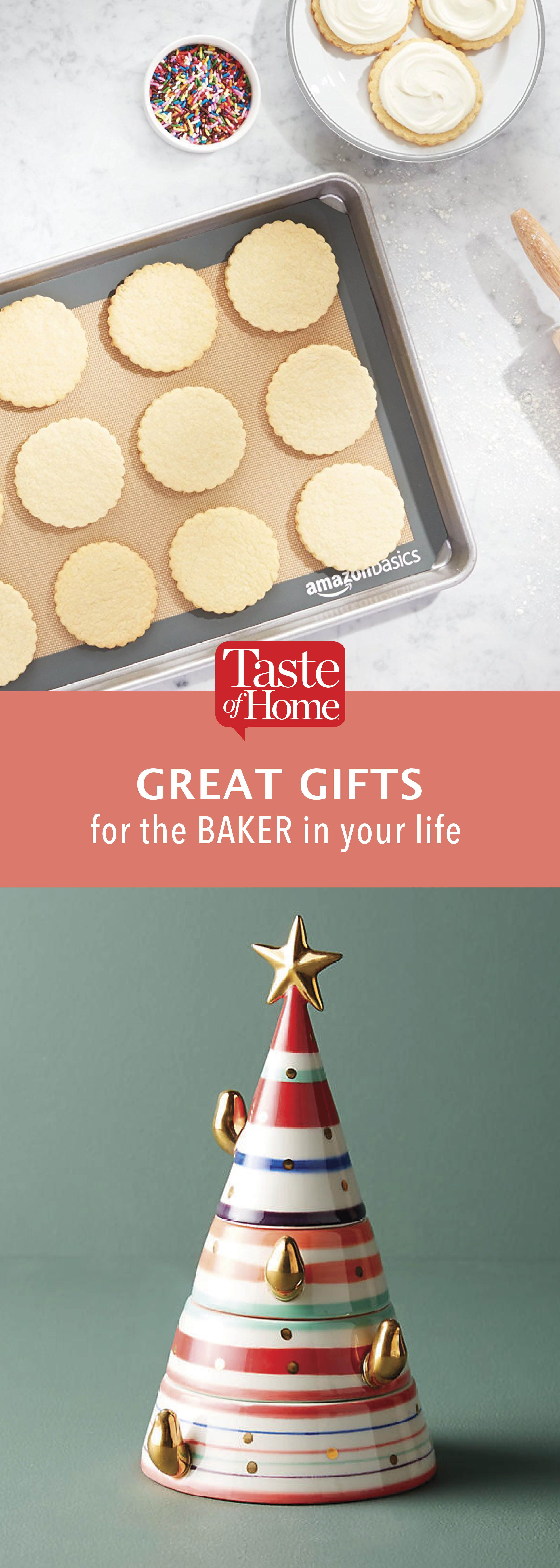 Great Gifts For The Baker In Your Life
