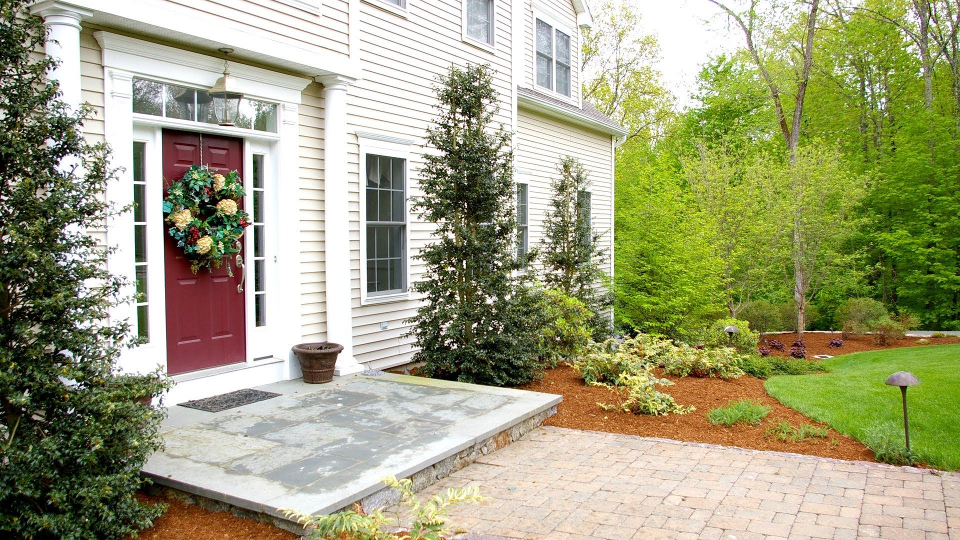 front yard landscaping ideas oxford ct landscape on front yard landscaping ideas id=34976