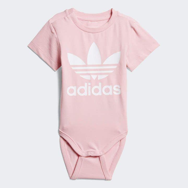 adidas Unisex Baby Trefoil
