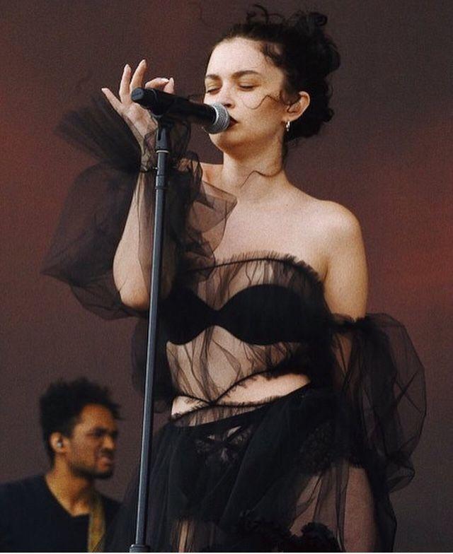 Sabrina Claudio is Named Best Dressed by Teen Vogue at Coachella Weekend 2