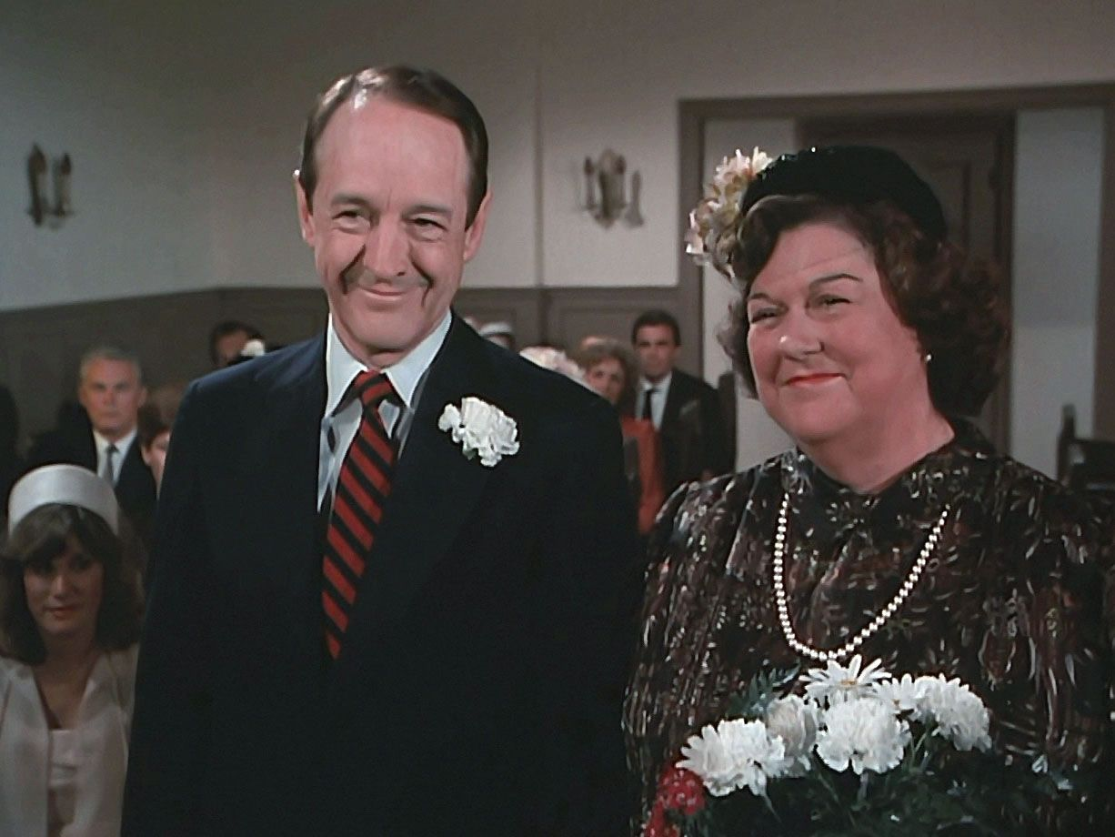 Stanley And Rose Are Married Waltons Walton House Episode Guide