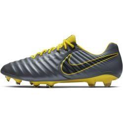 Nike Legend 7 Elite Fg Game Over Fußballschuh für normalen Rasen - Grau NikeNike #shoegame