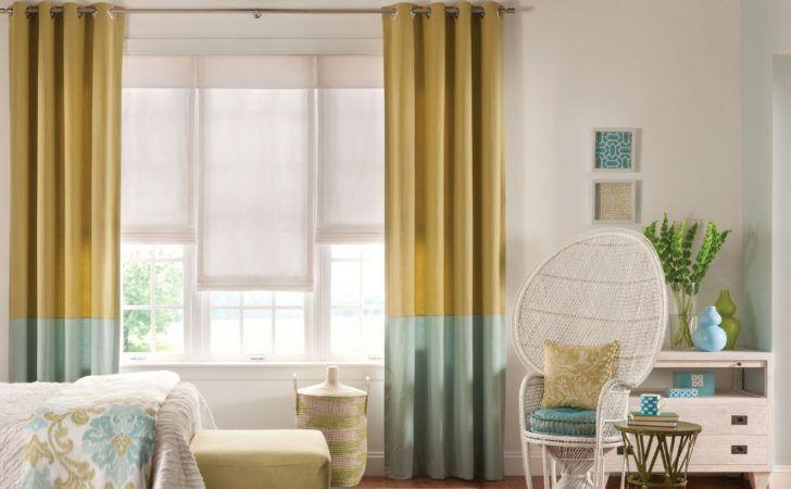 Tipos de cortinas para la sala o el dormitorio - Casa y Color ...