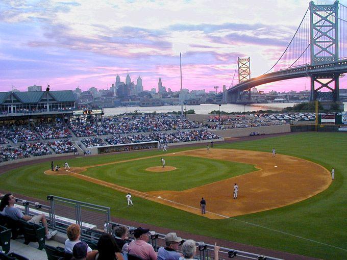 Camden Riversharks To Host Philadelphia Night At Campbell S Field Tuesday August 14 Philadelphia Sports Field Baseball Fundraiser