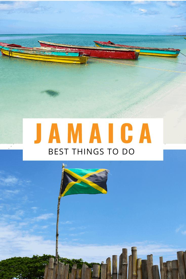 7 Day Jamaica Itinerary Jamaica Travel Jamaica Day Trips