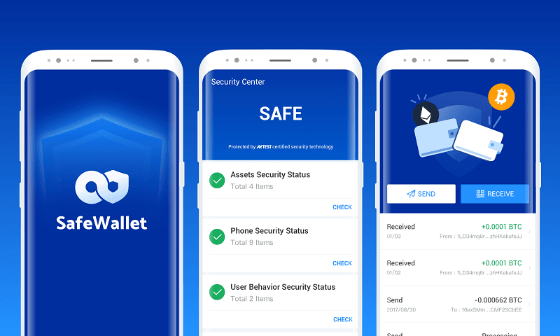Popular Cryptocurrency Wallets Are Putting User Assets At