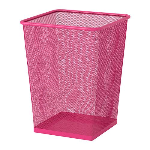 DOKUMENT Paperikori - roosa  - IKEA