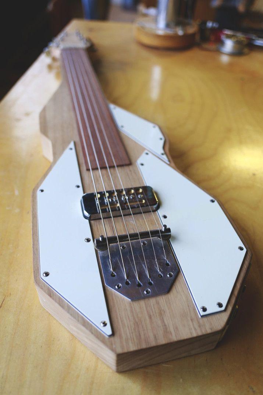 Guitar Making Course Chicago Workshops Lap Steel Lap Steel