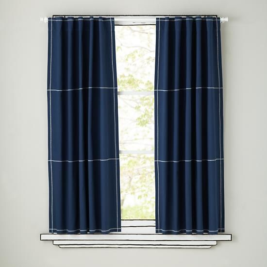 Canvas Curtain Panels - Curtains Design Gallery
