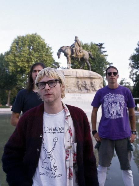 Nirvana, Madrid, July 3, 1992